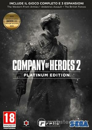 Company of Heroes 2 Platinum Ed.
