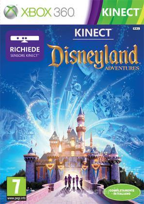 Kinect Disneyland Adventure