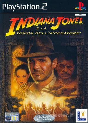 Indiana Jones: La Tomba Dell'Imperatore