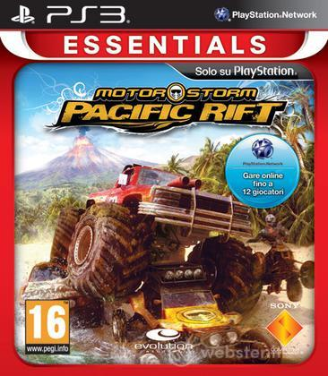 Essentials Motorstorm Pacific Rift