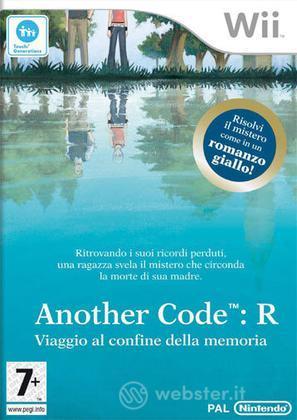 Another Code: R - Viaggio Confine Memor.