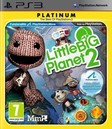 Little Big Planet 2 Platinum