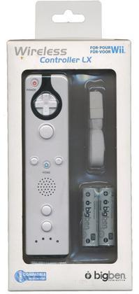Telecomando Remote LX bianco Bigben