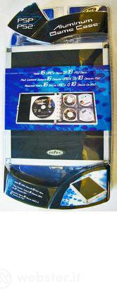 Game Case Intec G6739 PSP PS2