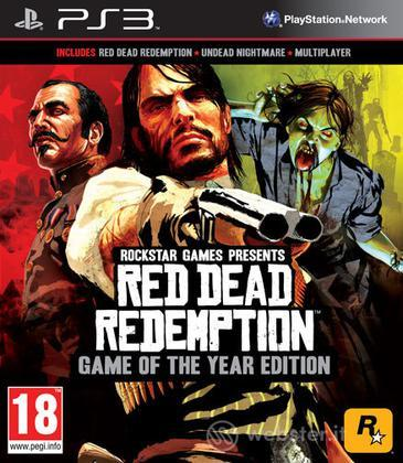Red Dead Redemption Game of the Year Ed