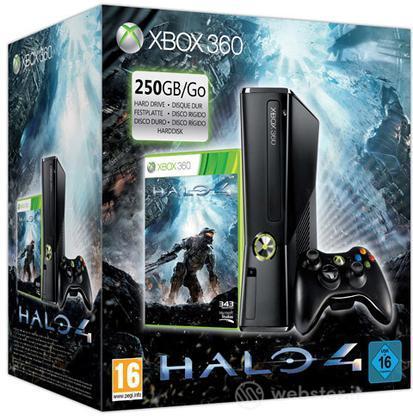 Xbox 360 250GB Halo 4 Bundle
