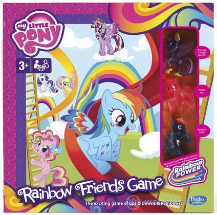 My Little Pony Rainbow Friends Game - Giochi Da Tavolo - Videogame
