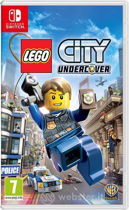 LEGO City Undercover Econ.