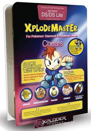 NDSLite Xplodermaster - BLAZE