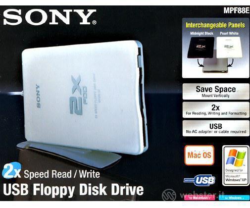 Floppy Disk Drive esterno - MAGNEX