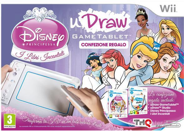 uDraw Studio Tablet+Principes