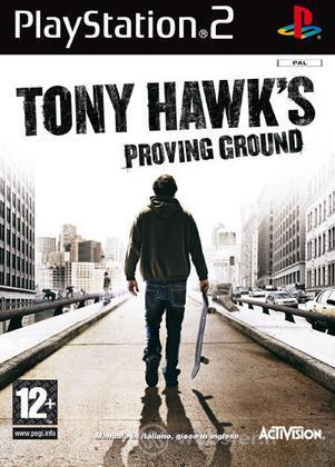 Tony Hawk Proving Ground