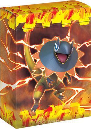 Pokemon XY Fuoco Infernale mazzo