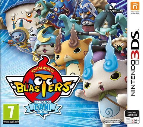 Yo-Kai Watch Blasters:Banda Cani Pallidi