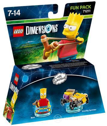 LEGO Dimensions Fun Pack Simpsons Bart
