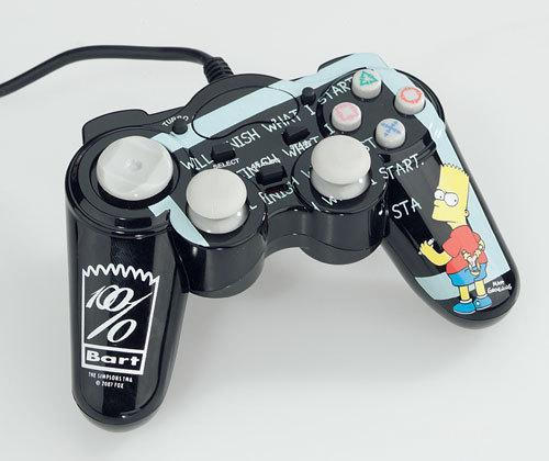 PS2 Controller Mini The Simpsons Bart