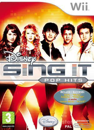 Disney Sing It! 2 Pop Hits