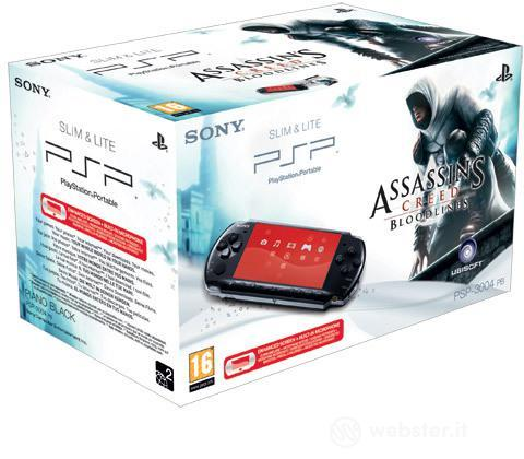 PSP 3000 + Assassin's Creed