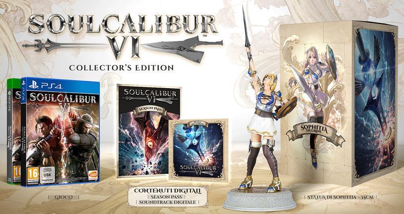 Soulcalibur VI Collector's Ed.