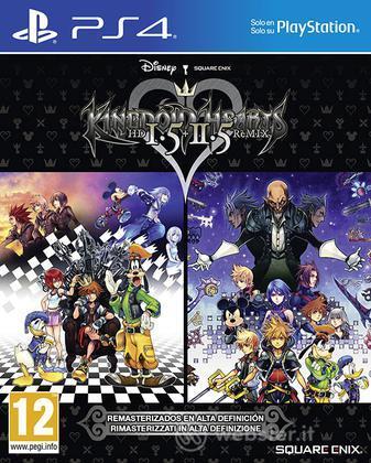 Kingdom Hearts 1.5 HD & 2.5 HD