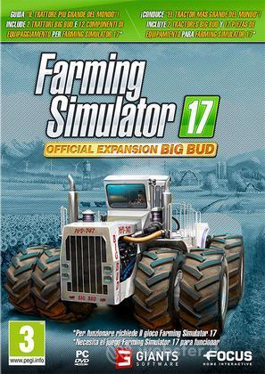 Farming Simulator 17 - Big Bud Expansion