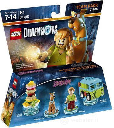 LEGO Dimensions Team Pack Scooby-Doo