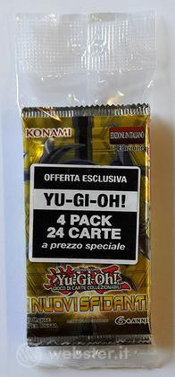 Yu-Gi-Oh! Bundle Launch Pack 24 carte SL