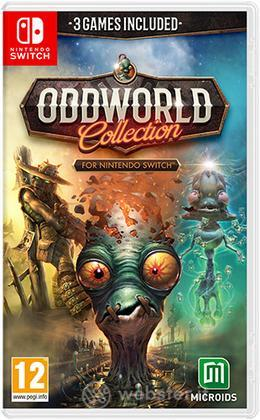 Oddworld: Collection 3 in 1