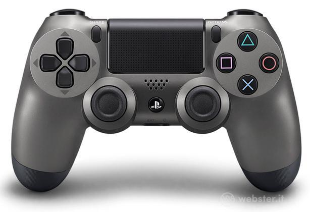 Sony Ctrl Dualshock 4 Steel Black PS4