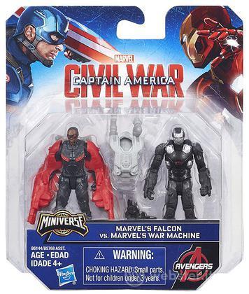 Figure Falcon Vs Marvels War Machine
