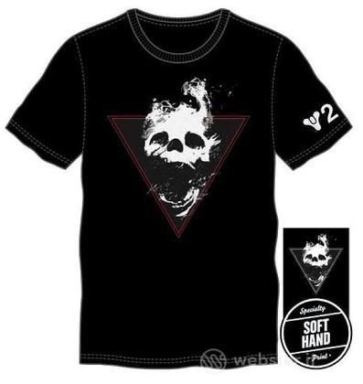 T-Shirt Destiny 2 Darkness Zone M