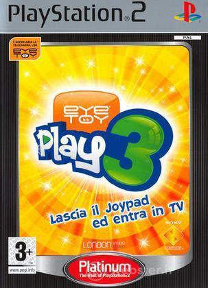 Eyetoy Play 3 PLT