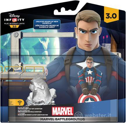Disney Infinity 3 PlaysetPack Marvel B.