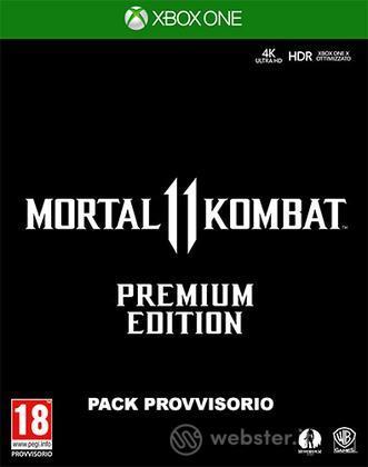 Mortal Kombat XI Premium Edition