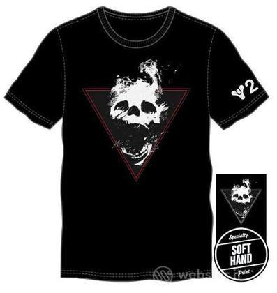 T-Shirt Destiny 2 Darkness Zone L
