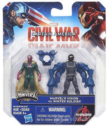 Figure Winter Soldiers Vs Marvel Vision