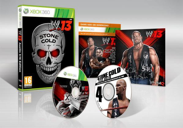 WWE 13 Collector's Edition