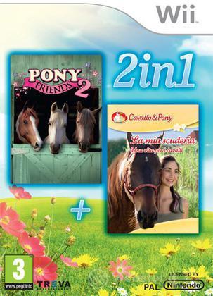 Pony Friends 2+Scuderia vita per cavalli