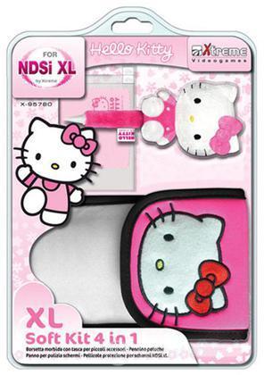 Custodia Soft Kit 3in1 Hello Kitty