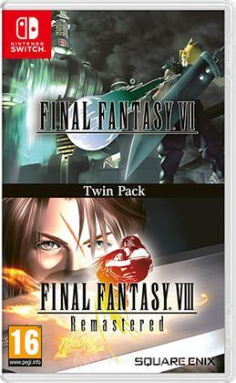 Final Fantasy VII & VIII Remastered