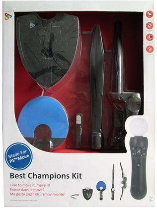 Kit Best Champions PSMove