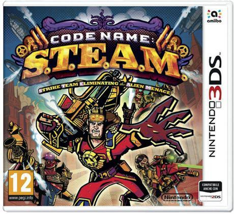 Code Name: STEAM