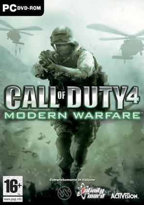 Call Of Duty 4 Modern Warfare GOTY