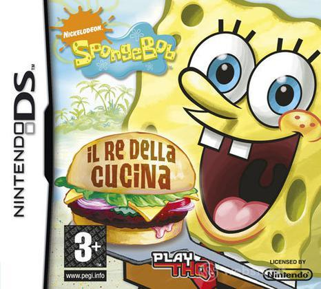 SpongeBob: Il Re Della Cucina