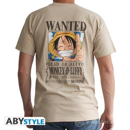 T-Shirt One Piece - Wanted Rubber L