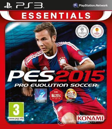 Essentials Pro Evolution Soccer 2015