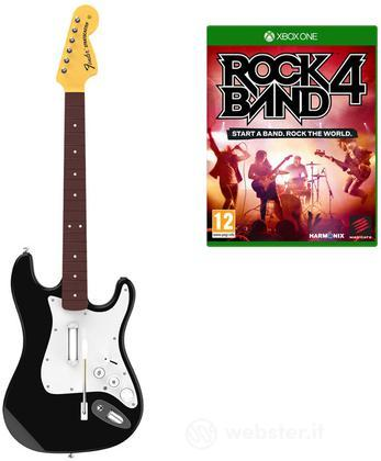 Rock Band 4 + Chitarra Fender Wrlss