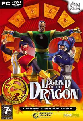 La leggenda del drago personal computer videogame webster