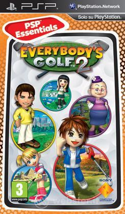Essentials Everybody's Golf 2