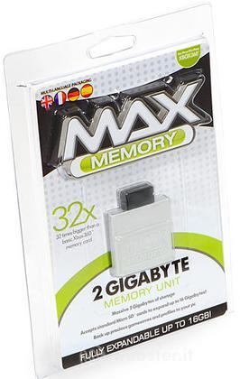 X360 Memory Card 2 GB - DATEL